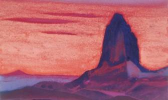 The artist: Nicholas Roerich