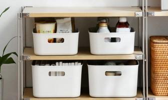 Storage boxes to beautify life
