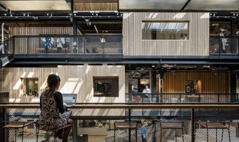 Airbnb Dublin office design