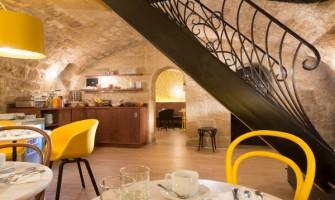 Gorgeous color matching: design of Paris Joséphine boutique hotel