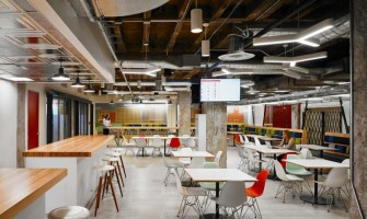 Yelp Chicago office space design